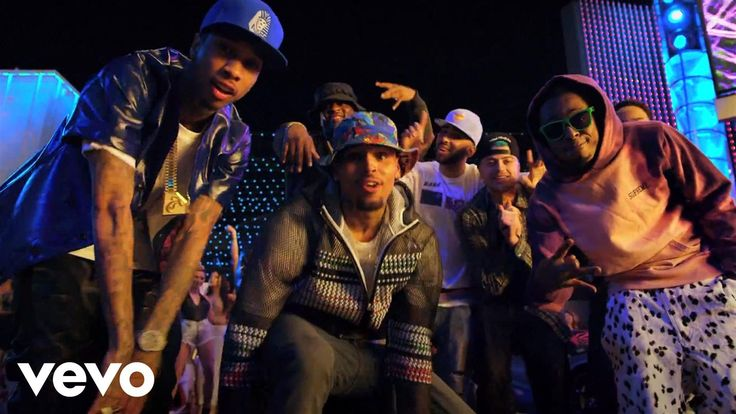 Chris Brown - Loyal (Explicit) ft. Lil Wayne, Tyga