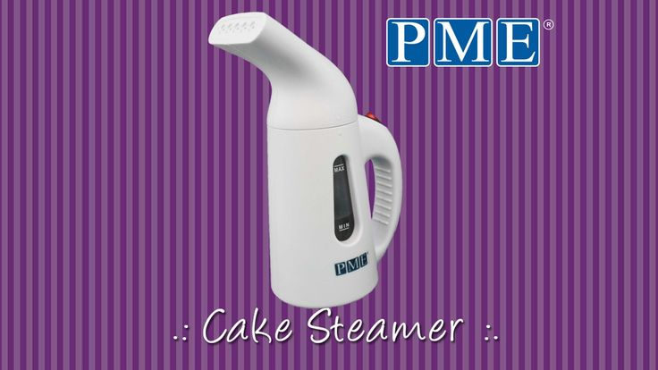 How to Use .: PME Cake Steamer
