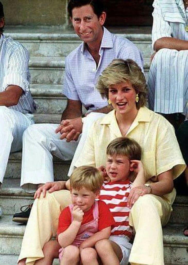 Pin by Cheryl Teston on royalty Princess diana family