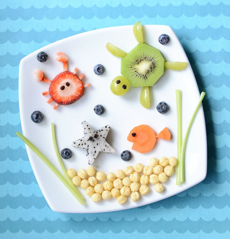 268 best fun food crafts images on pinterest for Fun kid food crafts