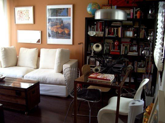 Flickr Finds: Antonio and Benjamin's Very Small Apartment