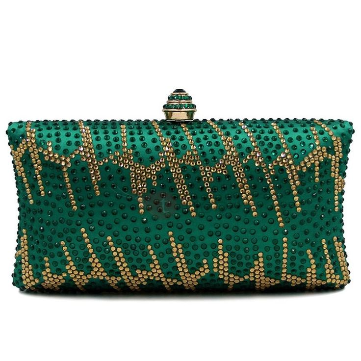 Tidebuy.com Offers High Quality Noble Hot Drilling Diamond Evening Clutch, We have more styles for Clutches&Evening Bags