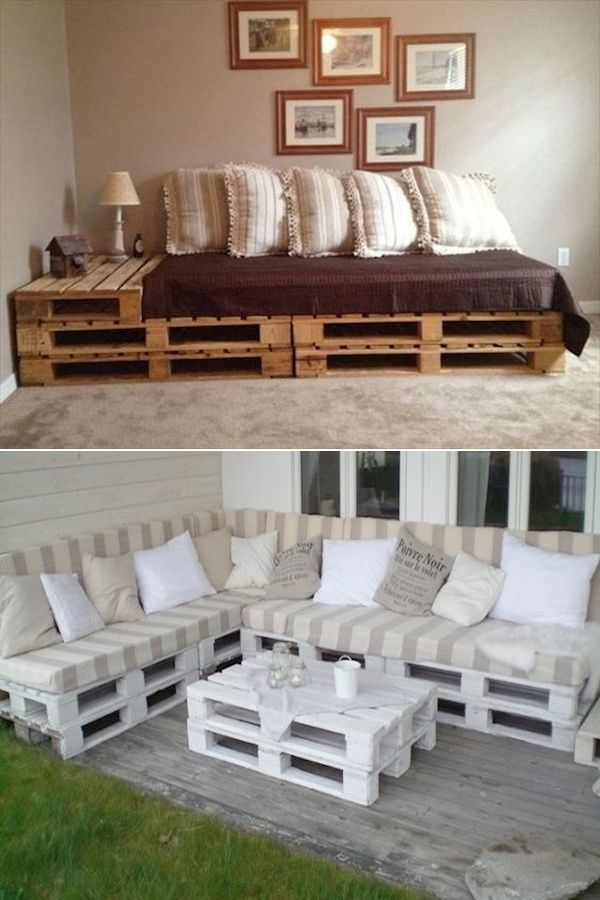pallet sofa pallet furniture