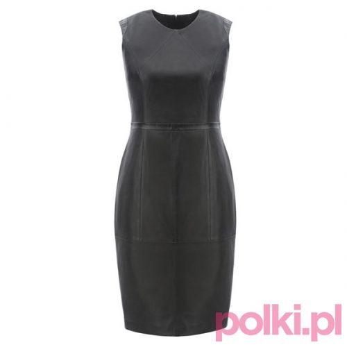 Skórzana sukienka, Ochnik #polkipl
