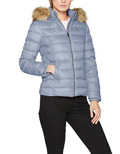 ICYMI: Tommy Jeans, Doudoune Femme: doudounes Hilfiger Denim basic down jacket 2 blanc