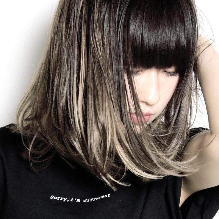 "62 Likes, 1 Comments - Hair salon  suburbia (@suburbia_hair_tokyo) on Instagram: ""#ナチュラル#外国人風#イメチェン#無造作ヘア#海外セレブ#こなれ感#透明感#抜け感#濡れ髪#アンニュイ#外国人風ヘア#作品#グラデーション#グラデ#ハイトーン#ブリーチ#ハイライト#アッシュ#グレージュ#natural#gradation#bleach#ash#hairsalon#photography#girls"""