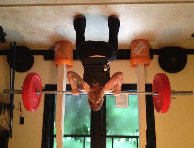 Best 25 squat stands ideas on pinterest goblet squat for How to make a homemade squat rack