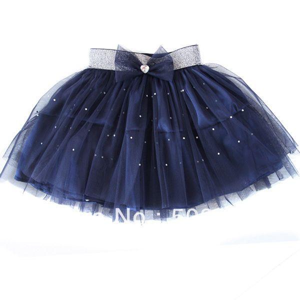 como hacer una falda con volados de tul para niña - Search
