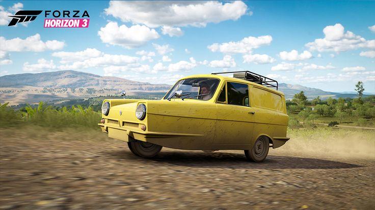 Reliant Super Van