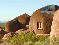Unieke huisies by Naries Namakwa Retreat in Springbok.