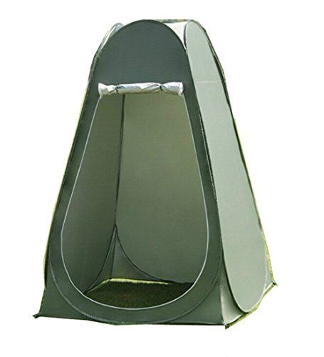 If you want privacy when doing your personal business while boondocking, this Pop Up Tent provides shelter for showering, changing or using the toilet. When we first started dispersed camping we would just hang tarps from trees and hope for the best. That was ok, but when we graduated to the privacy shower I was much happier! http://www.campingforfoodies.com/waited-long-trying-make-campground-reservation-area-campgrounds-fulldont-give-upgo-dispersed/