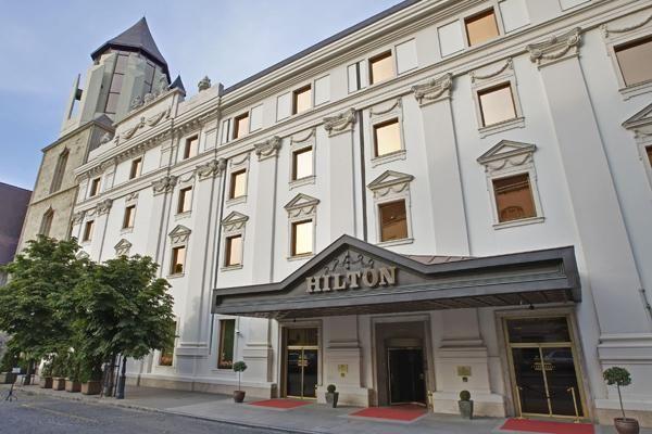 Hilton Budapest - Budapest - Five Stars Hotel in Budapest - Hilton Budapest Budapest