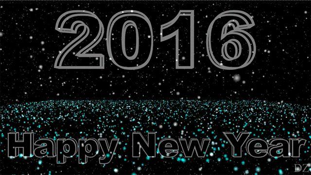 Decent Image Scraps: Happy New Year 2016