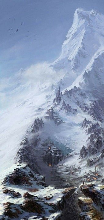 Fortaleza invernal
