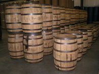 Whiskey Barrels Select