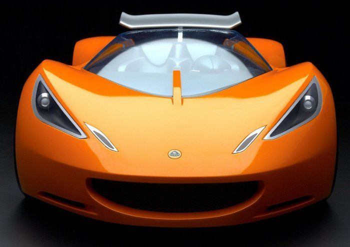 lotus concept car - Hey S and G  This was named after your Mom (sort of)