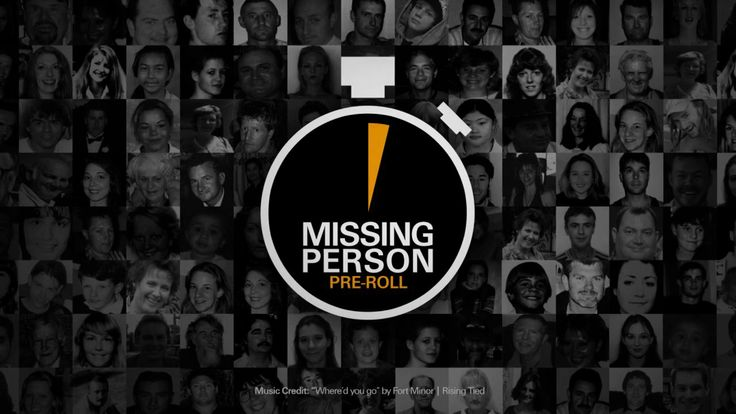 The Missing Person Pre-Roll