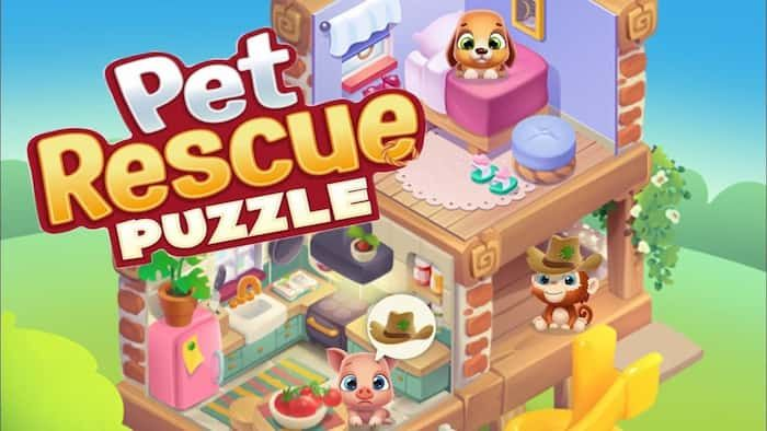 Pet Rescue Puzzle Saga For Pc Free Download Https Gameshunters Com Pet Rescue Puzzle Saga Animal Rescue Pet Rescue Saga Rescue
