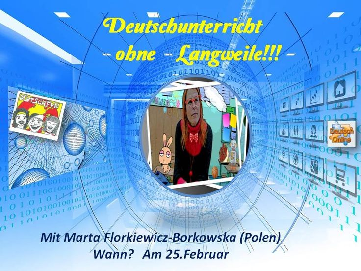 Deutschunterricht ohne Langweile 1