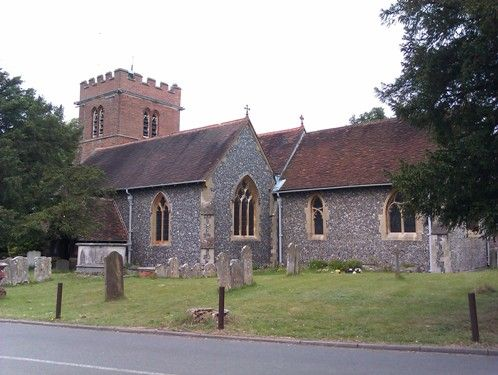 Hurst: St Nicholas, Hurst - Berkshire | Diocese of Oxford