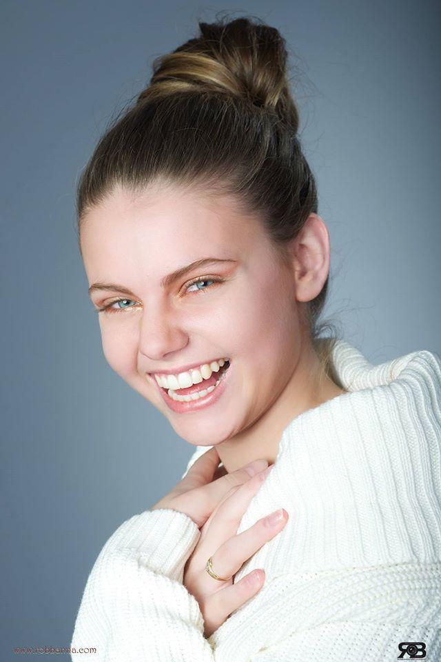 model Britt Scholte