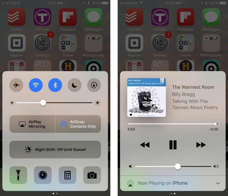 How to Use Control Center on iPhone