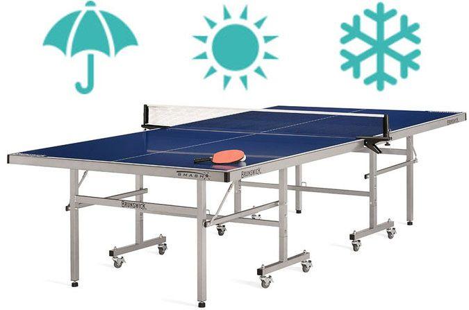 Les 25 meilleures id es de la cat gorie table de ping pong - Table ping pong exterieur ...