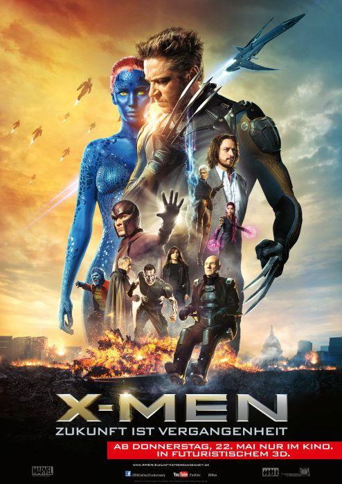 Poster zum Film: X-Men: Zukunft ist Vergangenheit