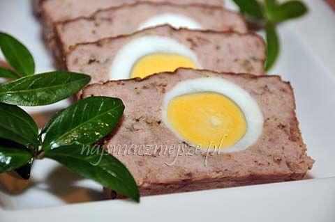 Pieczeń rzymska, pieczeń, święta, Wielkanoc, http://najsmaczniejsze.pl #food #Wielkanoc #święta