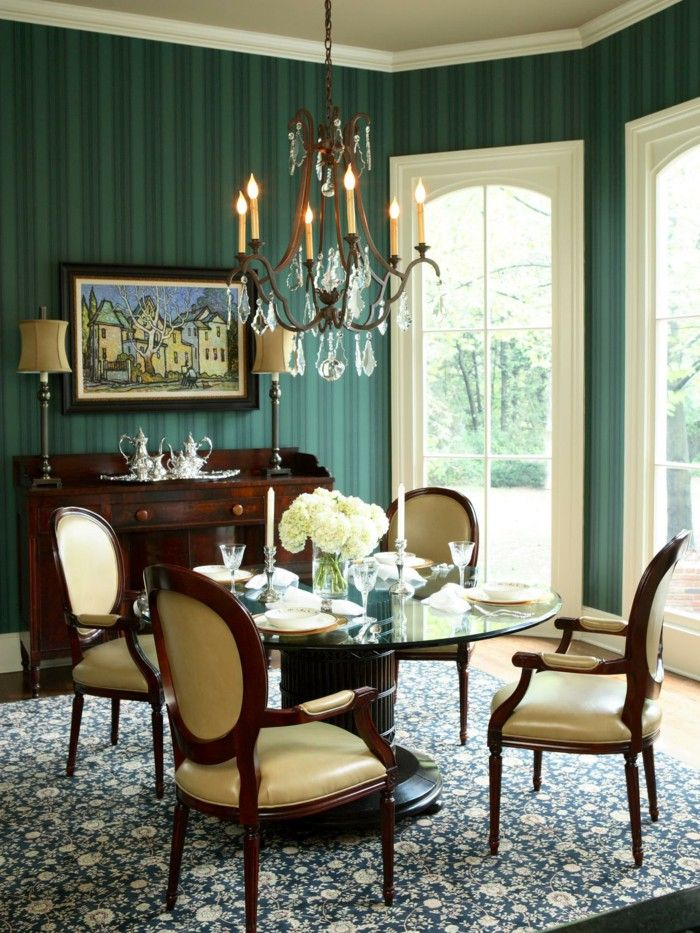 Classic Dining chairs with arm