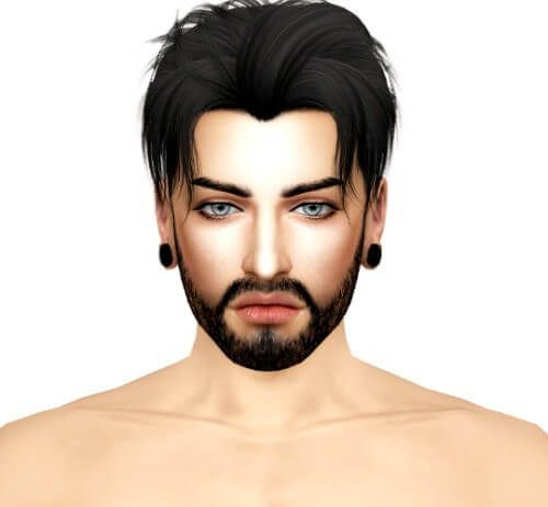 Johan male sims for The Sims 4