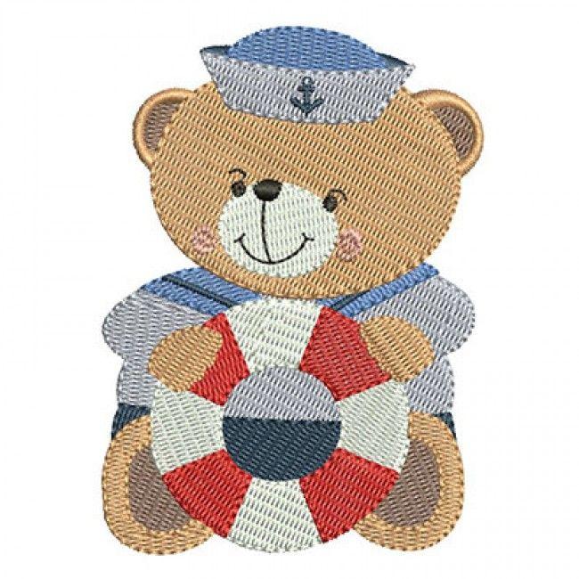ursinho marinheiro em patchwork - Pesquisa Google