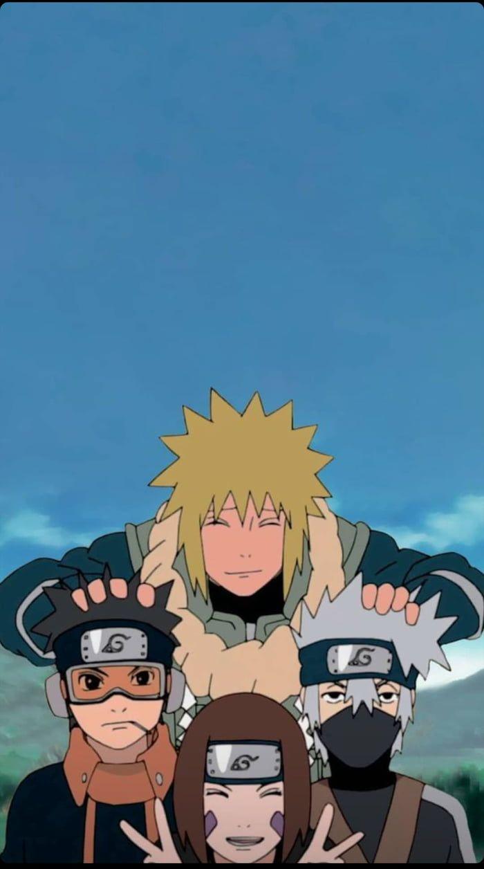 Team7 Best Naruto Wallpapers Naruto Wallpaper Iphone Anime Wallpaper