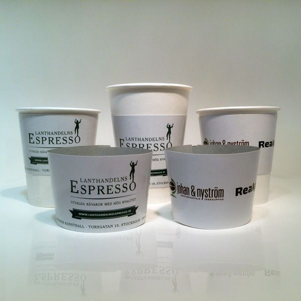 Printed Paper Cups UK - Gallery