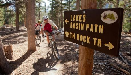 Top 5 XC Mountain Bike Trails Near Mammoth Lakes | VisitMammoth.com