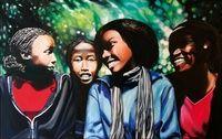 A New Beginning from the series Making Sense A Rwandan Story
