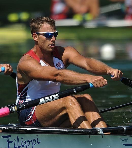 2012 Summer Olympics hotties: Will Miller, rowing