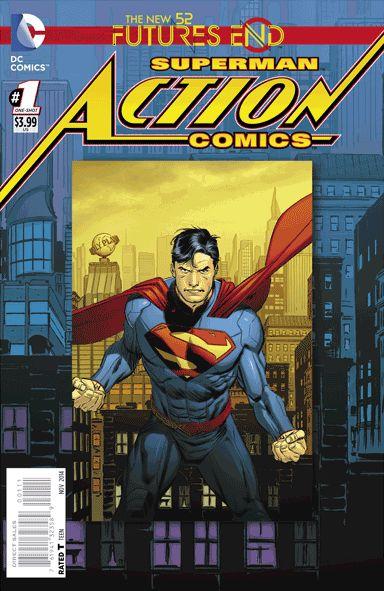 DC Comics September 2014 Solicitations