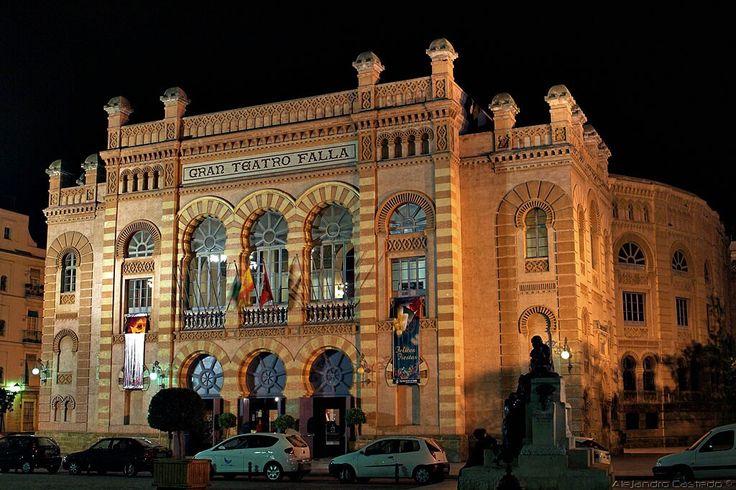 Teatro Falla de Cádiz