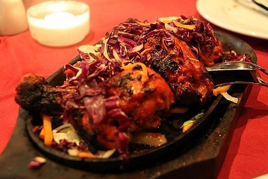Image result for tandoori chicken in india