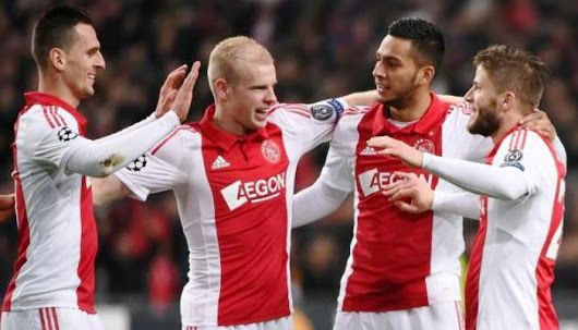 Prediksi Ajax Amsterdam vs Schalke 14 April 2017  Laga leg pertama perempat final Liga Europa akan mempertemukan Ajax Amsterdam vs Schalke yang berlangsung tanggal 14 April 2017, Pukul 02.05 WIB, di Amsterdam Arena.