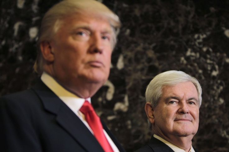 A Trump-Gingrich ticket would make a mockery of family values