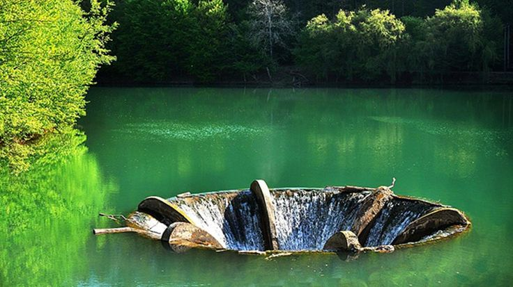 Lacul unic în România Lacul Vida, Bihor