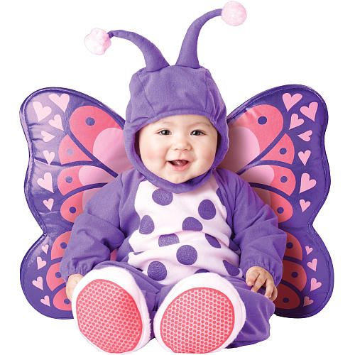Itty Bitty Butterfly Halloween Costume - Infant Size 12 Months - For Baby Girl  sc 1 st  Pinterest & 23 best Baby Halloween Costumes images on Pinterest | Costumes ...