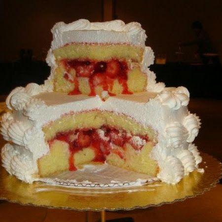 Corbo's Bakery Cassata Cake