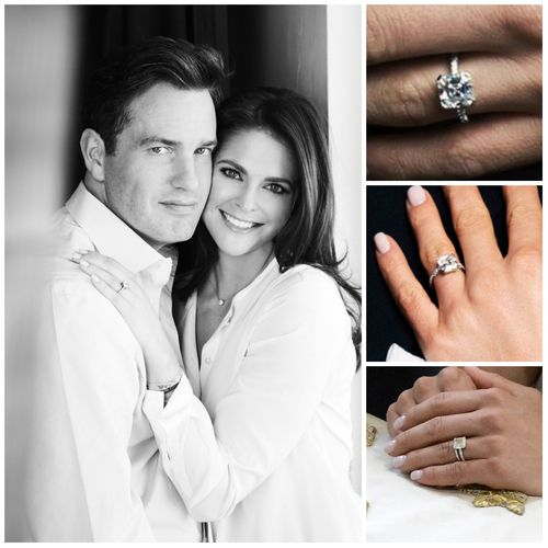 10 Best Images About My Top 10 Royal Engagement Rings On