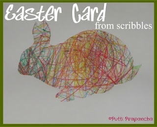 A fun idea for my EC students that are great scribblers!