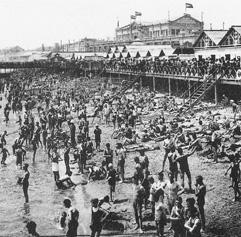 History of Barcelona Beaches