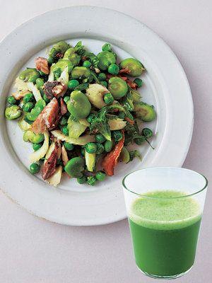 ELLE a table 香菜+グレープフルーツのジュース