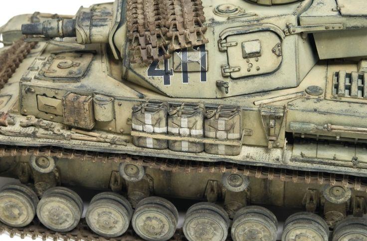 1/35 Panzer IV Ausf. E DAK